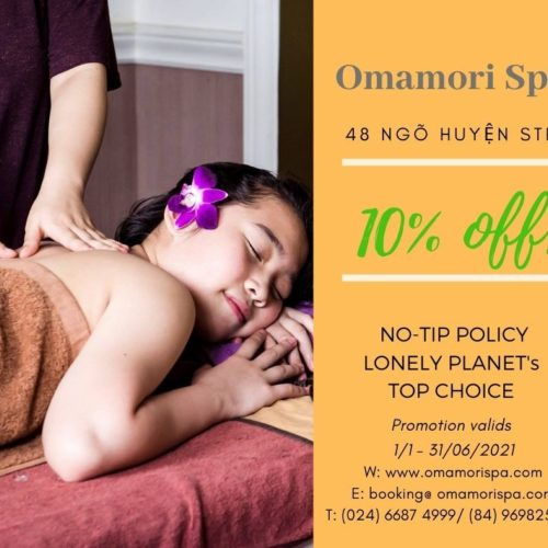 Omamori Spa Hoi An  Promotion 1