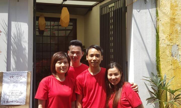 Chinh Omamori Spa Ext Student