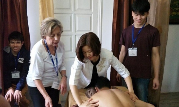 Massage Training For Blind
